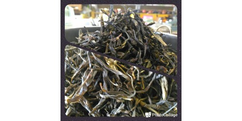 Xuepian greentea 雪片绿茶