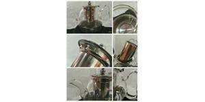 jin run induction teapot 金润茶壶(电磁壶)