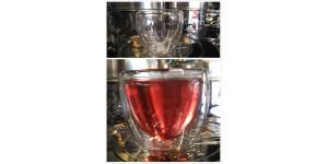 double layer glass teacup 双层玻璃茶杯 T2